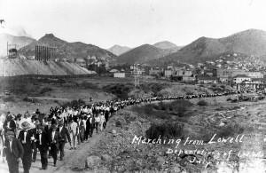 Deporting Bisbee Miners