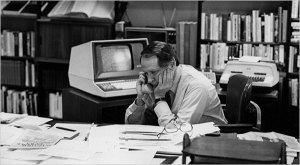 William Safire by George Tames/The New York Times